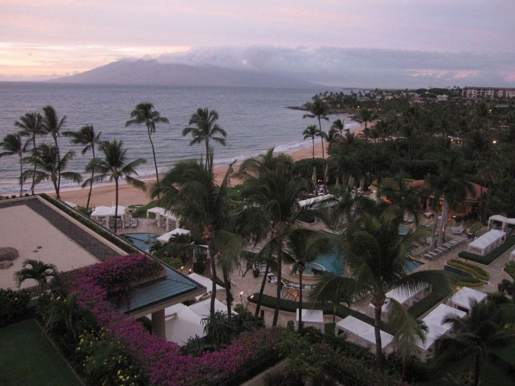 Just Checked Out: St. Regis Princeville in Kauai and Four Seasons Maui