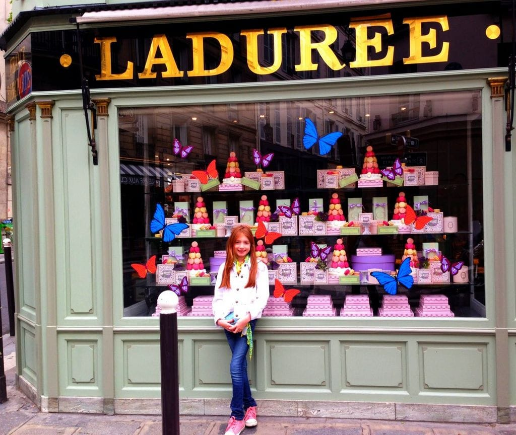 A Tale of One City: Paris with A Tween