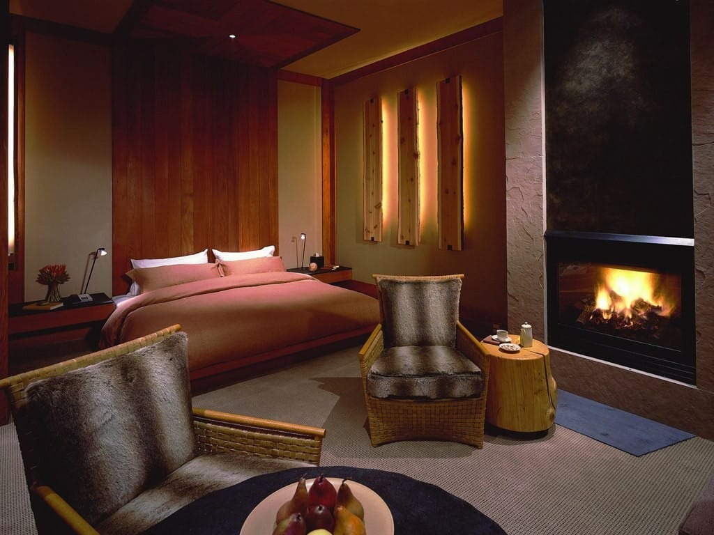 Slumming it at the Amangani in Jackson Hole