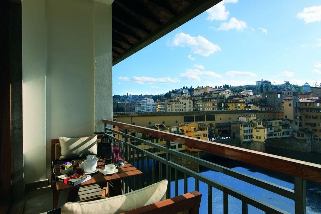 Inside Look: Portrait Firenze, Florence Italy