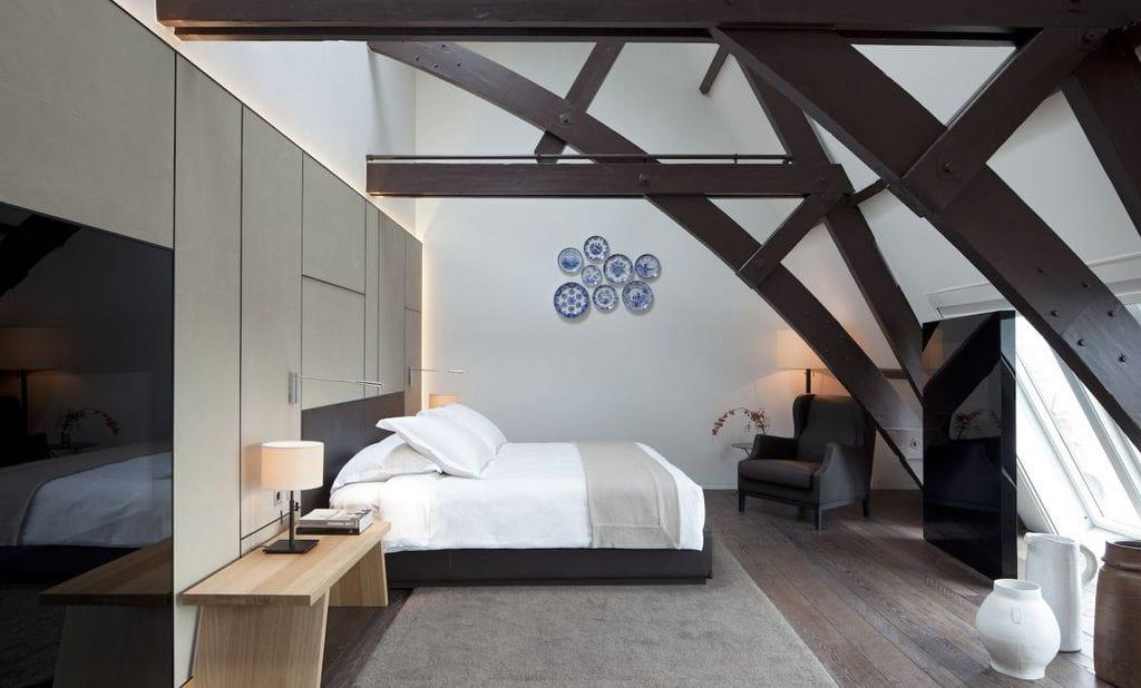 Postcard From Amsterdam: The Conservatorium Hotel