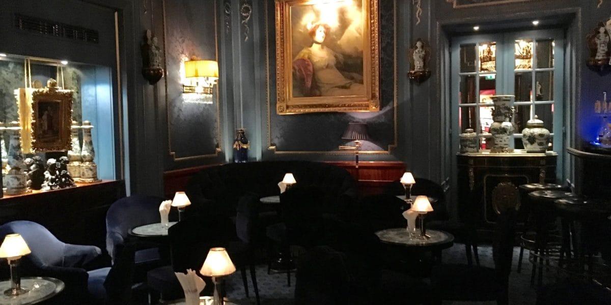 Hotel Sacher bar