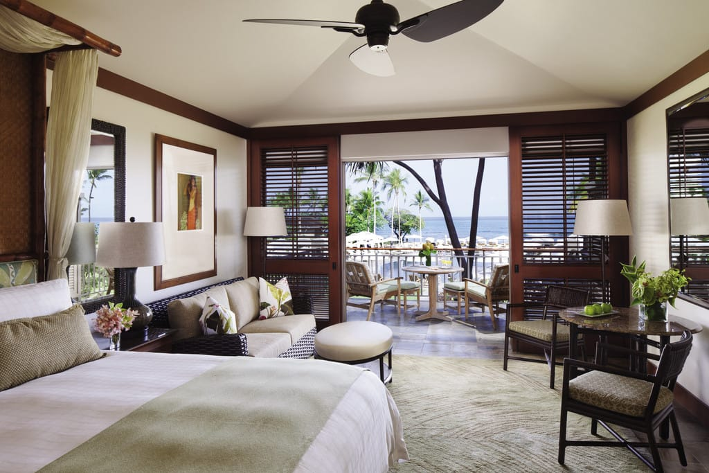 Just Checked Out: Four Seasons Hualalai, Big Island