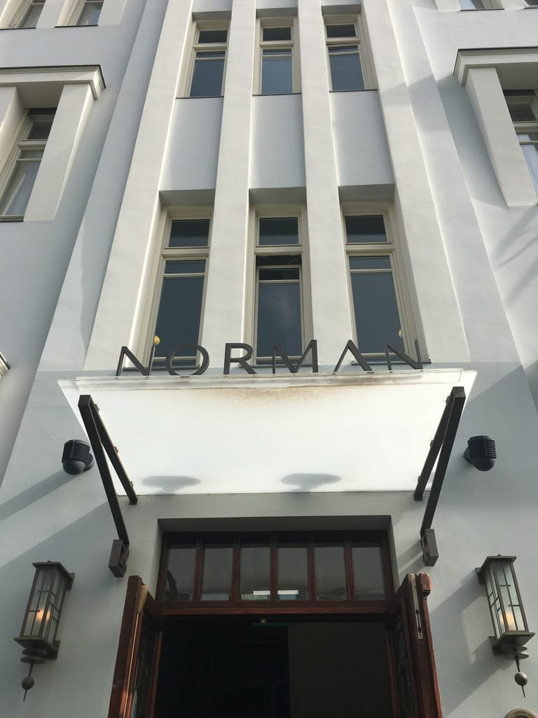 Just Checked Out: The Norman, Tel Aviv