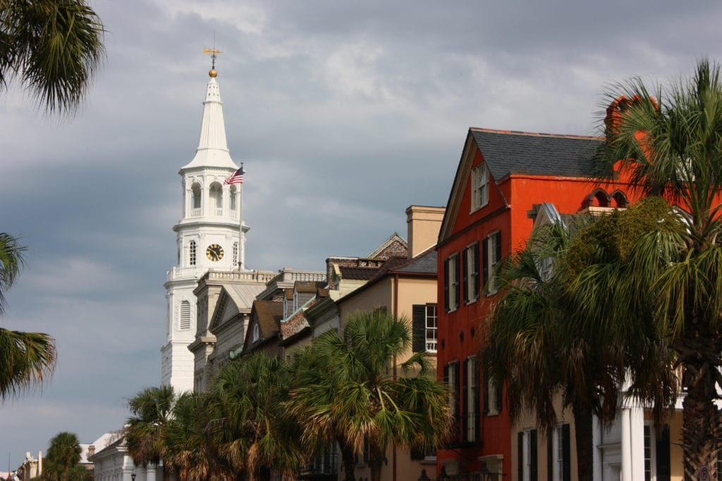 Hotel Review: The Dewberry, Charleston