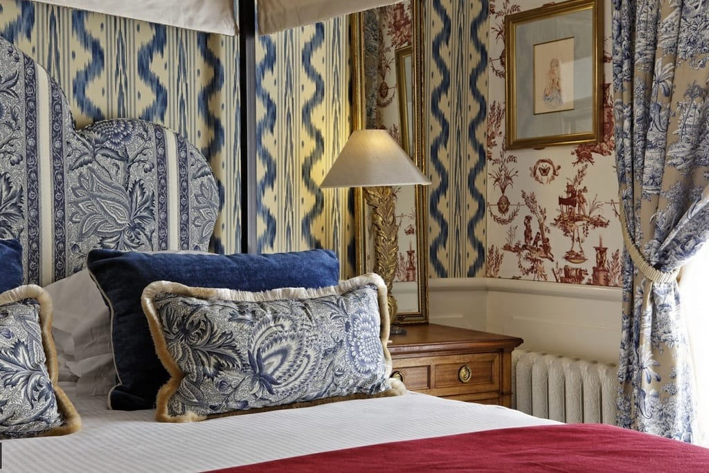 Inside Look: Relais Christine, Paris