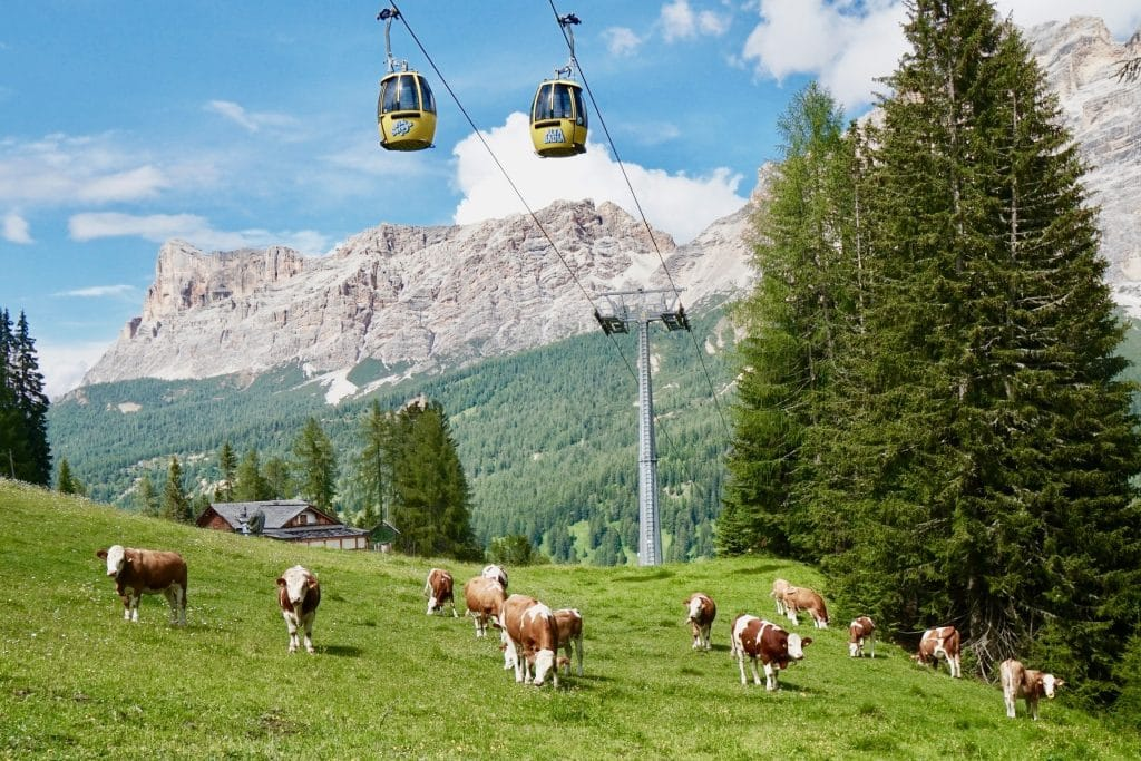 Just Checked Out: Hotel Rosa Alpina, San Cassiano Italy