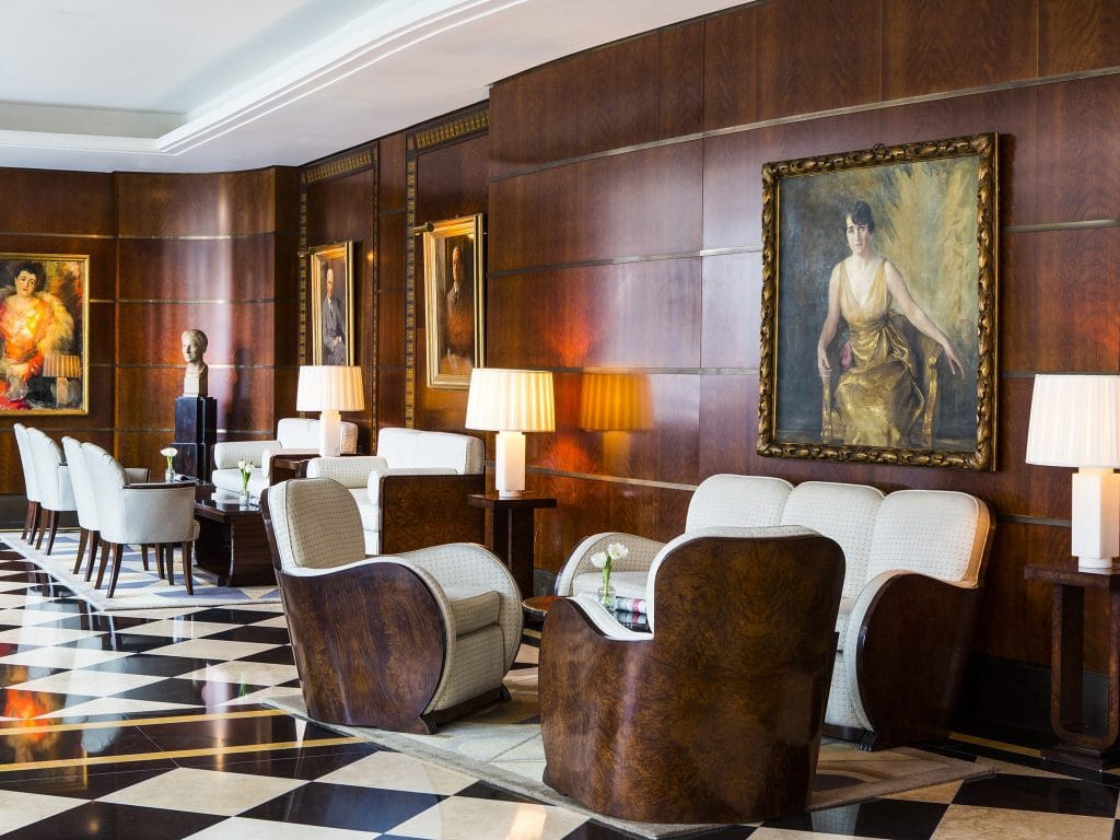 Postcard From: The Beaumont Hotel, London