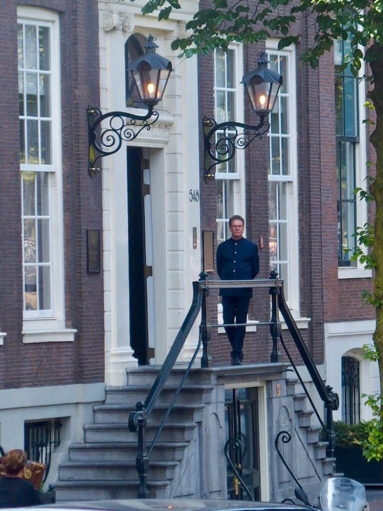 Hotel Review: Waldorf Astoria Amsterdam