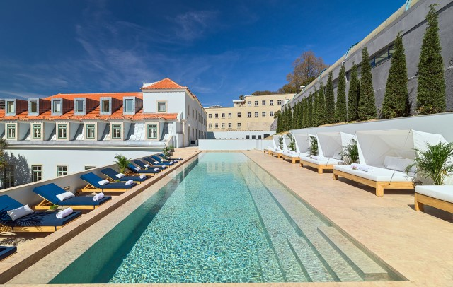Hotel Review: The One Palacio Da Anunciada, Lisbon