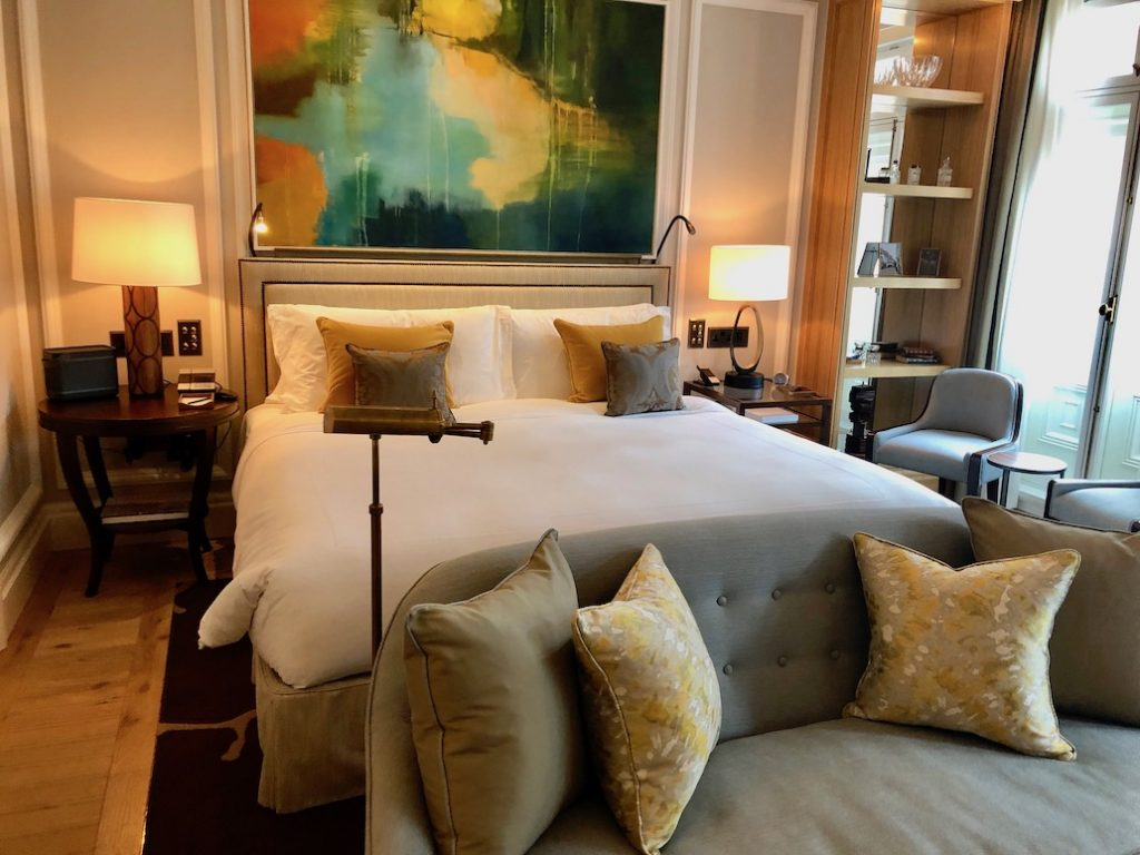 Hotel Review: Belmond Cadogan, London