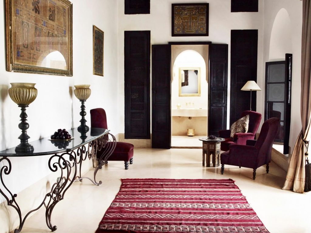 OUR FAVORITE TOP FIVE PLACES TO STAY, EAT AND SHOP IN MARRAKECH