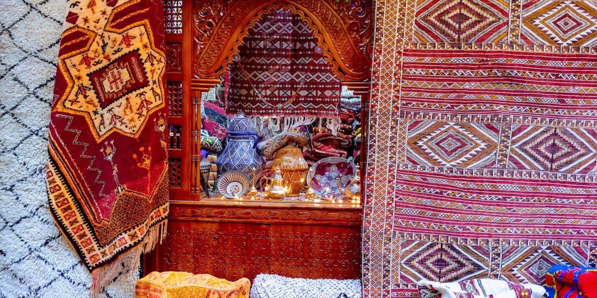 Morocco-souks